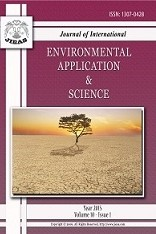 Journal of International Environmental Application and Science