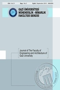 Journal of the Faculty of Engineering and Architecture of Gazi University